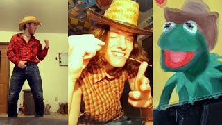 Top 10 tik tok old town road meme challenge of the month march 2019 week made by gravity wave. support (donation) - https://streamlabs.com/gravitywave ...