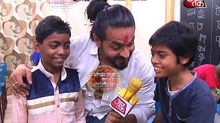 Unique HOLI of Ashish Sharma & Ragini Khanna