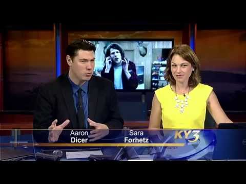 """American Ultra"" & ""Hitman: Agent 47"" Movie Review (KY3 News)"