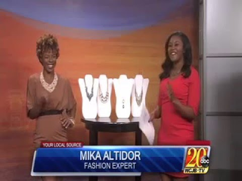 MMC Jewelry on ABC Gainesville Fashion Friday