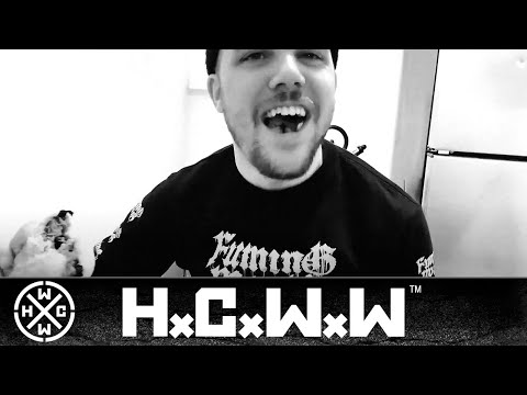 PERFECT WORLD - MY TIME RUNS OUT - HARDCORE WORLDWIDE (OFFICIAL D.I.Y. VERSION HCWW)