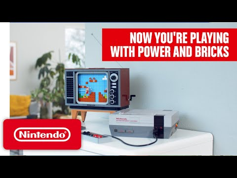 Lego Nintendo Entertainment System Now You Re Playing With Power And Bricks Youtube