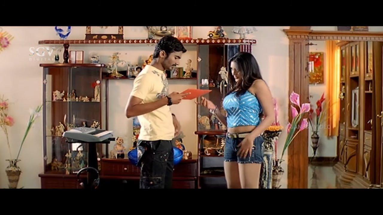 ಹುಡುಗೀರು ಲವ್ ಮಾಡೋ ಹುಡಗನ ಹತ್ರ ಏನ್ Expect ಮಾಡ್ತಾರೆ | Preethse Preethse Kannada Movie Scene