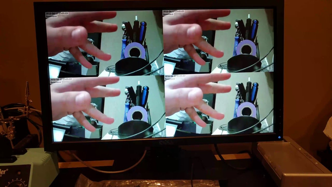 How To: Raspberry Pi RTSP Camera Viewer for Unifi Video