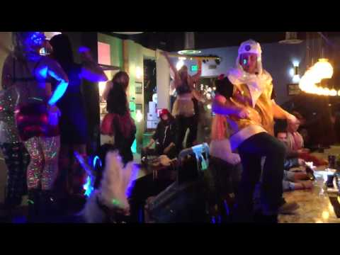 Harlem Shake at Ship Canal Grill (Seattle) outtake video