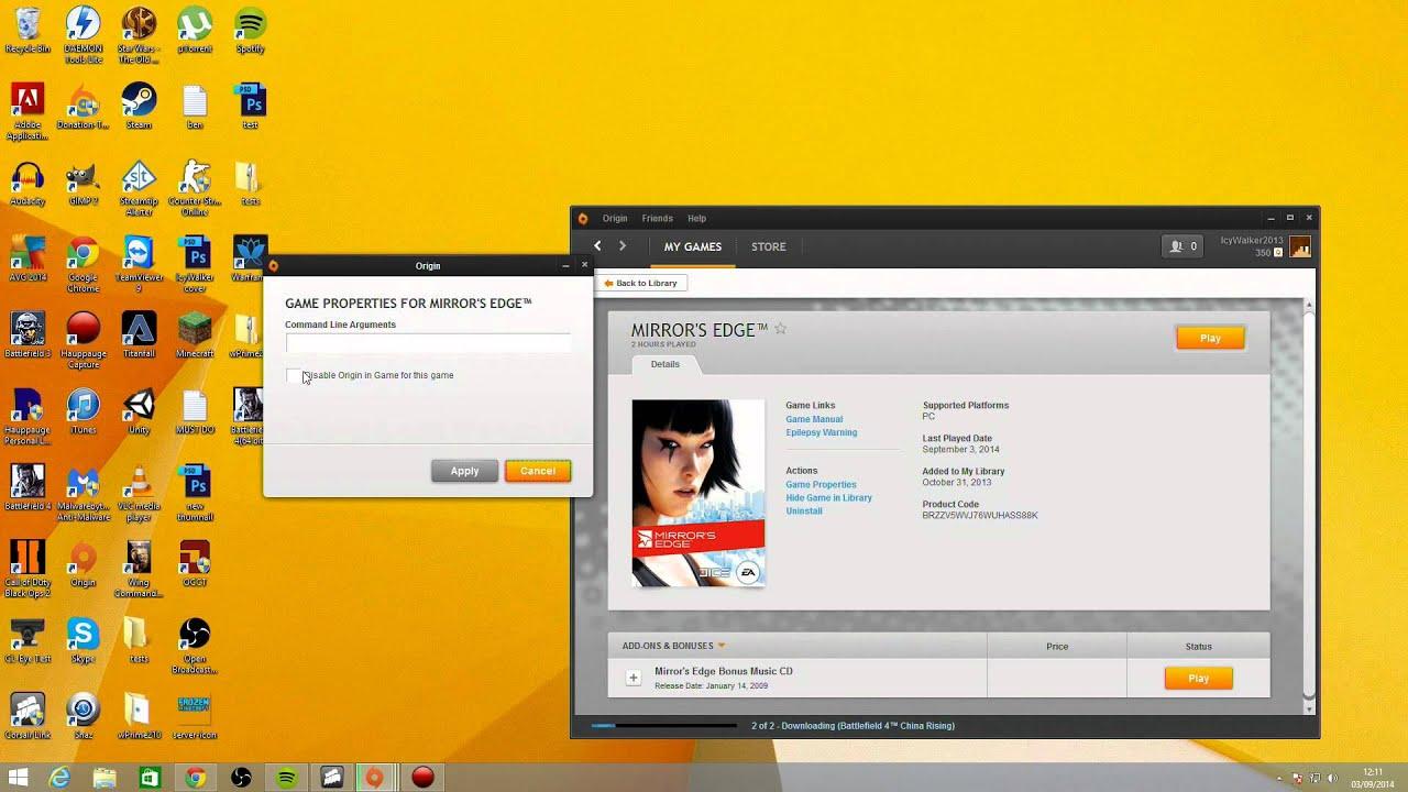 Mirror's Edge Catalyst- PC errors, crashes, low fps ...