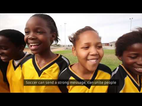 Grassroot Soccer Agents of Change