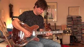 1974 Gibson ES-335 Part 1 clean