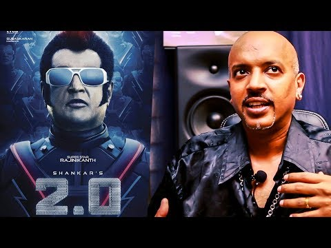 Exclusive: Singer Blaaze's experience watching Rajinikanth's 2.0 Action Scenes | AA1