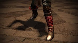 Path of Exile: Warlock Boots