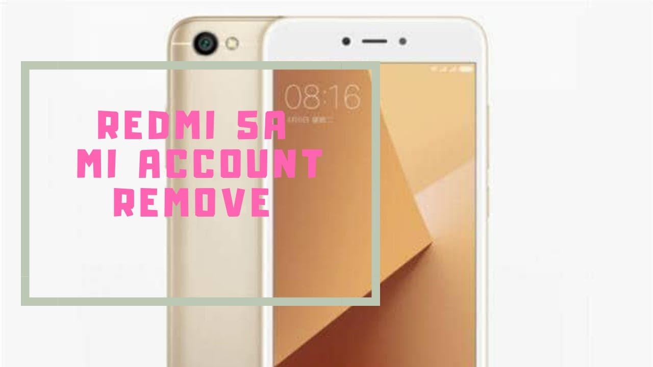 Redmi 5A Mi Account Remove in UMT with test point 100% working