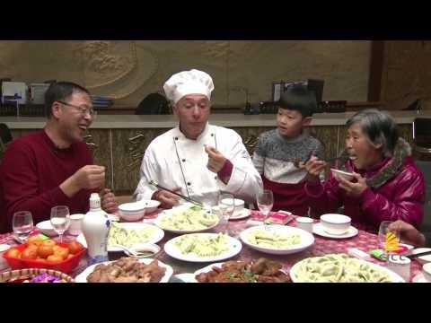 Le tour de Chine d'Oliver #02 Chen Jiadian