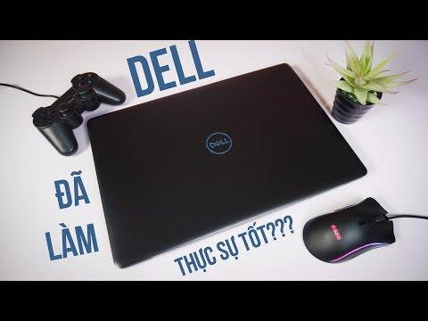 Đánh Giá Laptop GAMING GIÁ RẺ - DELL G3