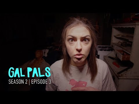 Stress Gas | Season 2 Ep. 3 | GAL PALS