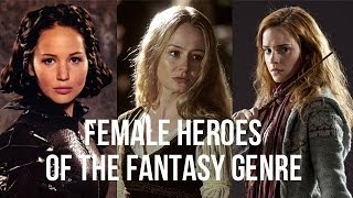 Women as Heroes in Fantasy Films