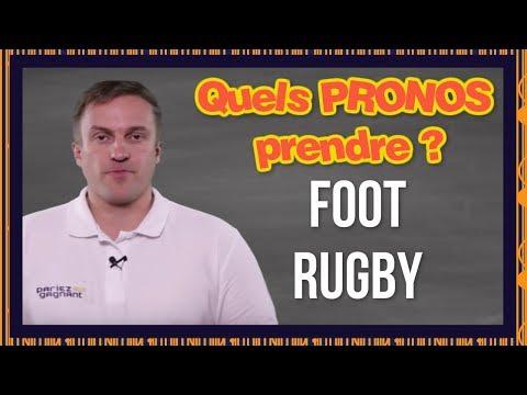 [Radio] Quels PRONOS prendre prochainement sur le FOOT et le RUGBY ?