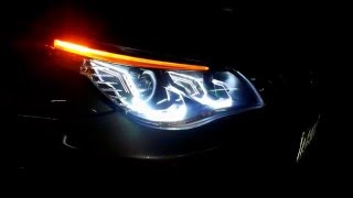 RUSSLIGHT Custom headlights BMW E60 | Retrofit BMW E60 | Альтернативная оптика BMW E60