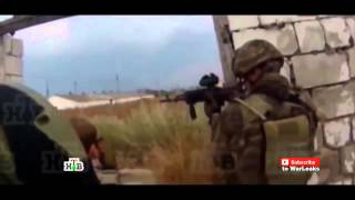 Ukraine War   Alleged Combat Footage Of Belgian Azov Battalion Volunteer During Heavy Clashes