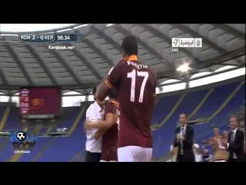 L'incredibile Pallonetto Di Miralem Pjanic in Roma-Verona