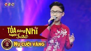 Tình Cha - Đức Vĩnh - Quán quân Tuyệt Đỉnh Song Ca Nhí 2017 - Tỏa Sáng Ngôi Sao Nhí 2018