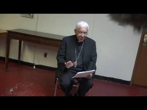 Bishop Sansaricq-Homelie 29 Juillet