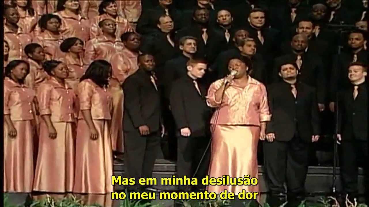 I Never Lost My Praise The Brooklyn Tabernacle Choir Legendado Youtube
