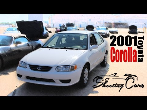 2001 Toyota Corolla; An in depth review!