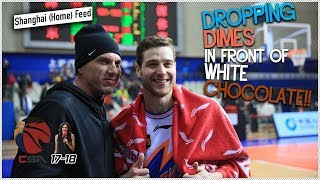Jimmer Fredette 34 Pts 10 Asts Full Highlights vs 吉林 (30.01.18) J-Will Watching!!!