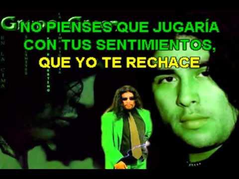 Grupo Green - Quiero amarte [VideoKaraoke By Facundo! para QuieroOirte!]