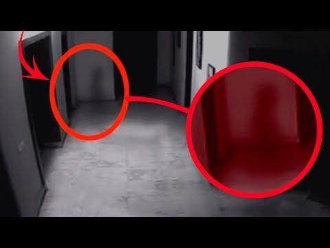 Fantasmas reales y aterradores captados en cámaras de seguridad cctv V