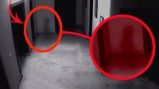 Fantasmas reales y aterradores captados en cámaras de seguridad cctv V | Danny Phantom thumbnail