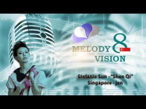 """MelodyVision 8 - SINGAPORE - Stefanie Sun - """"Shen Qi"""""""