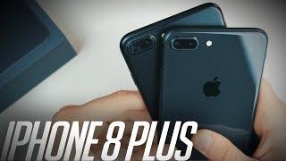 iPhone 8 Plus: обзор нововведений и первые впечатления!