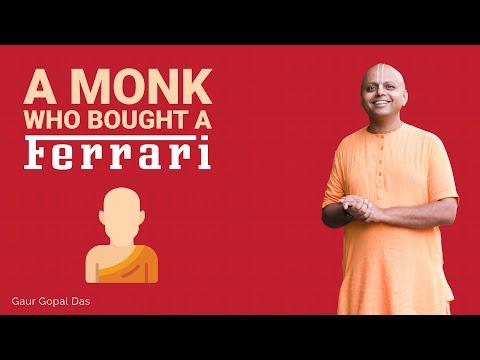 A Monk Who Bought a Ferrari by Gaur Gopal Das