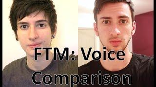 Video FTM Transgender: 3.5 years on T voice comparison download MP3, 3GP, MP4, WEBM, AVI, FLV Desember 2017