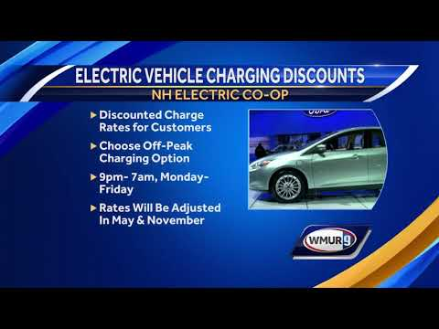NH Electric Co-op offering discounted rates for electric vehicles