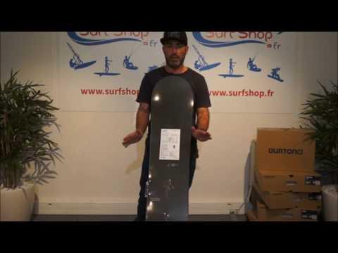 Choisir sa planche de snowboard avec Burton - SURFSHOP.FR