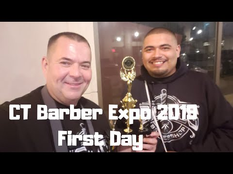 CT BARBER EXPO 2019 - DAY 1 - UNCUT