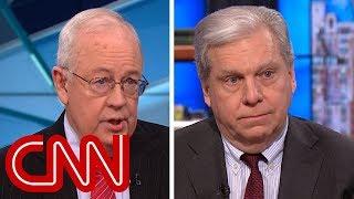 Clinton impeachment foes butt heads over Lewinsky details