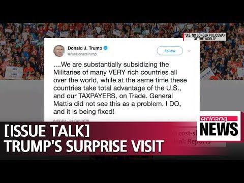 [ISSUE TALK] South Korea-U.S. alliance at risk after Trump declares America no longer..