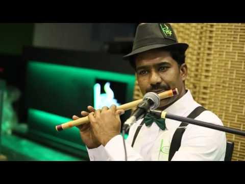 Jadoo Hai Nasha Hai   Flute by Kilby Musician At Kilby Cafe