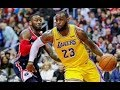 watch he video of Los Angeles Lakers vs Washington Wizards NBA Full Highlights (17TH DECEMBER 2018-19)