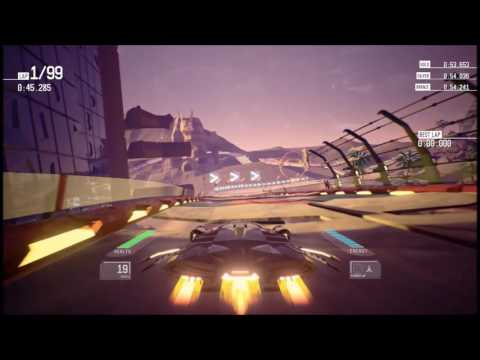Redout Basic Controls Tutorial