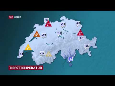 Weather Report 2050 - SRF Meteo, Switzerland (Swiss German)