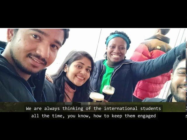 NCI International: Meet Your Peer Mentors