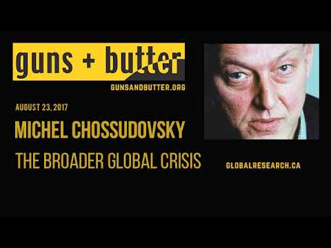 Michel Chossudovsky The Broader Global Crisis In Selected
