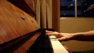 One Piece - Overtaken - Piano