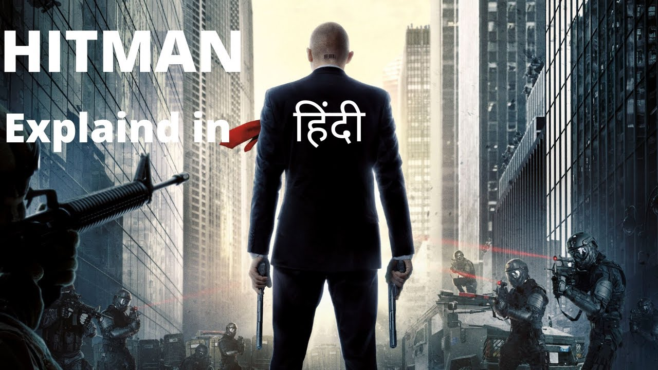 Download Hitman (2007) Movie Explained in Hindi