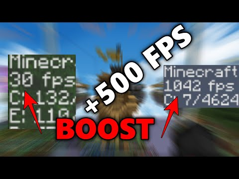 How To Boost Your FPS In Minecraft