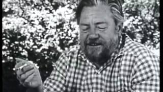 Старый французский фильм о Дж. Даррелле и его зоопарке
